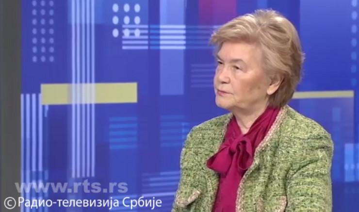 Dr Branka Keserović