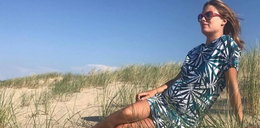 Polska piosenkarka pokazała ciążowy brzuszek