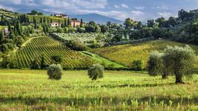 Średniowieczna wioska we włoskiej Toskanii na sprzedaż - cena szokuje
