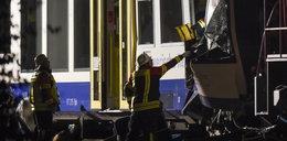 Zderzenie pociągów w Niemczech. Są ofiary