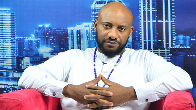 'Don't marry a career lady and force her to stay at home' - Yul Edochie advises men