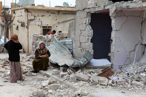 Wojna domowa w Syrii. Fot. fpolat69 / Shutterstock.com
