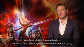 "Strażnicy galaktyki vol. 2"": Chris Pratt o roli Petera Quilla"