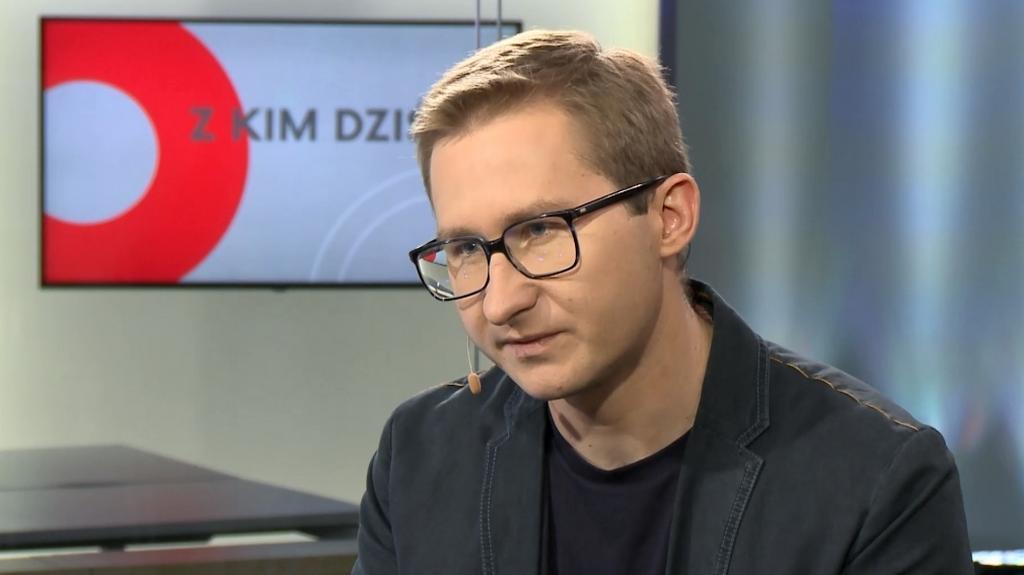 Z Kim dziś: Sławomir Sierakowski (27.12.2016)