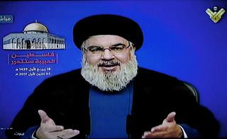 Liban: Szef Hezbollahu wzywa Palestyńczyków do powstania i 'ruchu oporu'