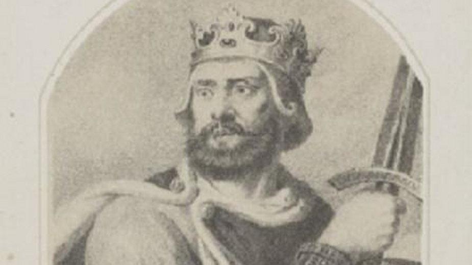 Bolesław Krzywousty walczył o władzę z bratem Zbigniewem - domena publiczna