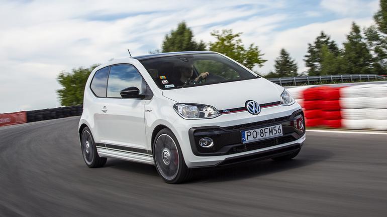 Volkswagen UP! GTI - puszka pełna radości