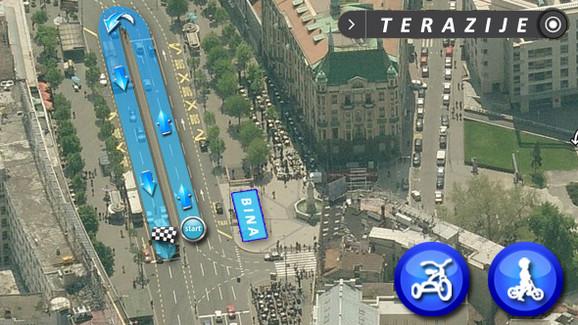 Blokada grada i narednog vikenda: Potez od Slavije do Terazija biće zatvoren zbog ovoga.