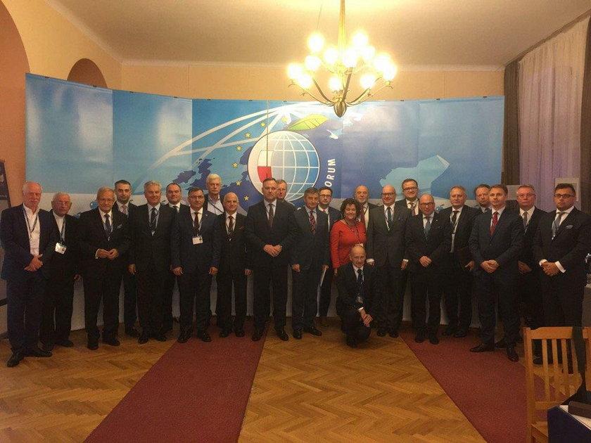 Rada XXVII Forum Ekonomicznego w Krynicy