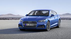 Nowe Audi A5 i Audi S5 Sportback już oficjalnie