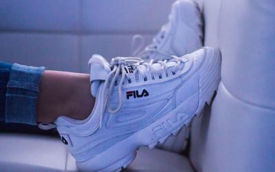 różne kolory najnowszy projekt bardzo tanie Lidl - buty marki Fila trafiły do sklepów i są 200 zł tańsze