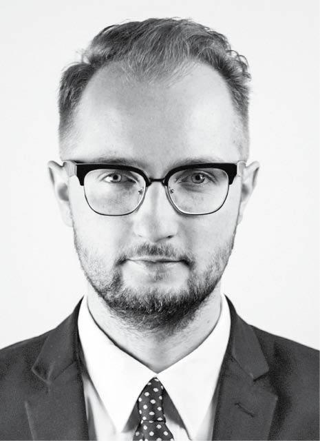 Bartosz Bator, adwokat