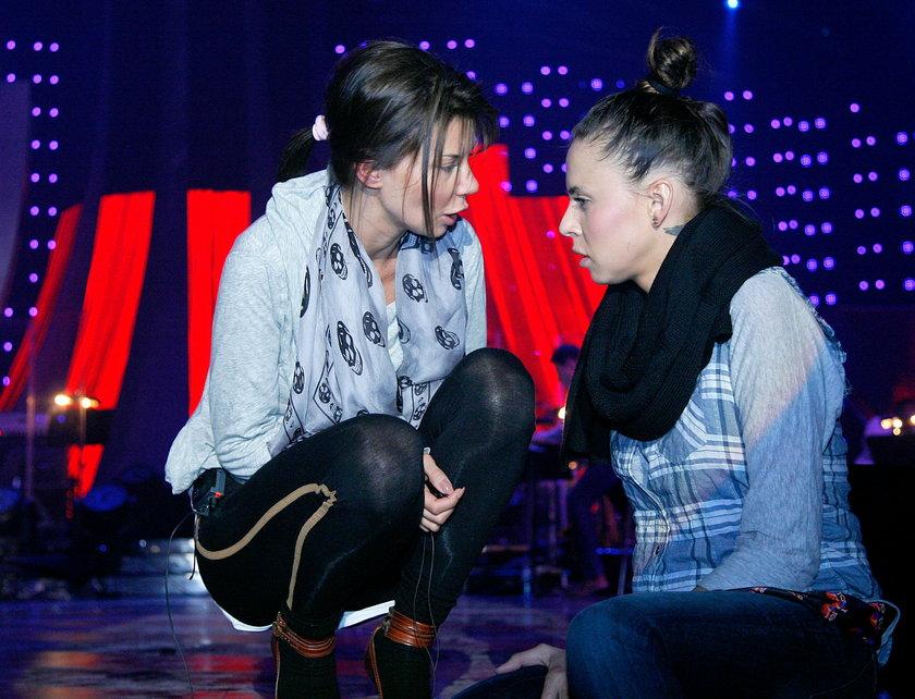 Maja Sablewska i Edyta Górniak
