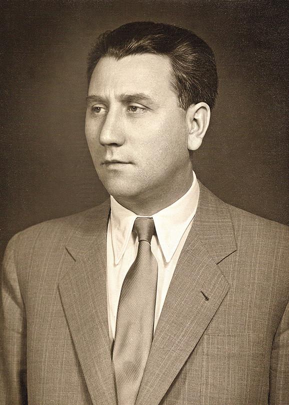 Aleksandar Ranković Leka