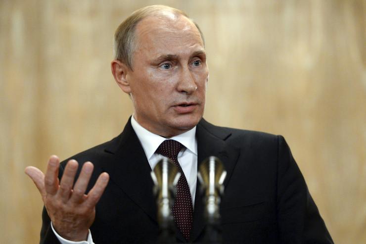 Otvorio karte:Vladimir Putin