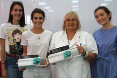 Donacija infuzionih pumpi