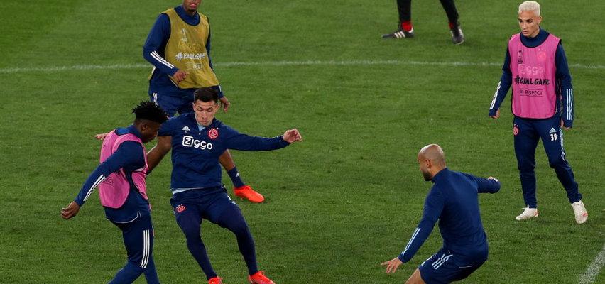 LE: gdzie oglądać mecz Ajax - Roma?