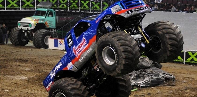 Zdobądź bilety na Monster Truck!