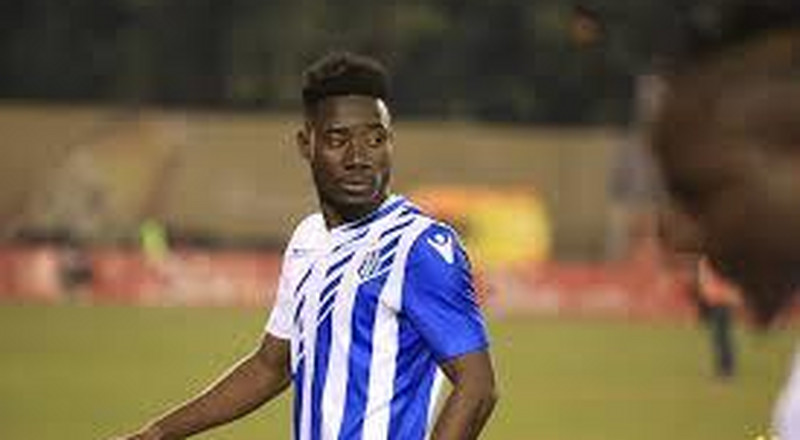 Winful Cobbinah set to play for Albania after obtaining citizenship