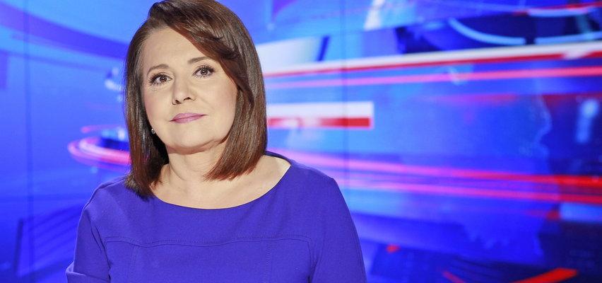"""Danuta Holecka zdradza nam, dlaczego od miesiąca nie prowadzi """"Wiadomości"""". Co z jej pracą w TVP?"""