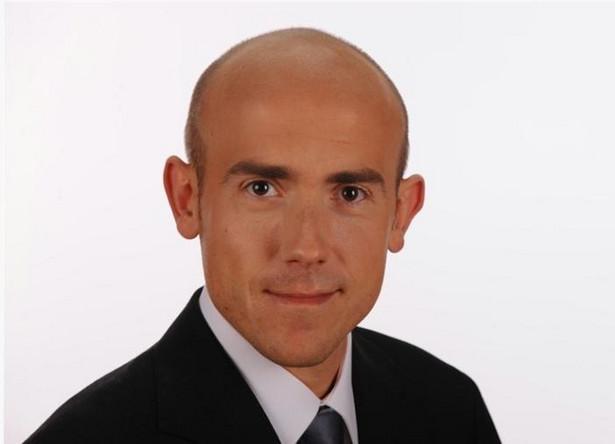 Minister Borys Budka, minister sprawiedliwości
