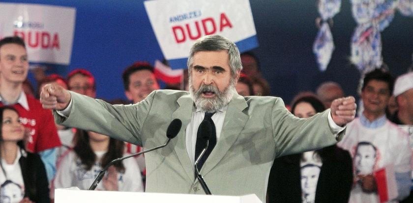 Janusz Rewiński Show na konwencji Dudy!
