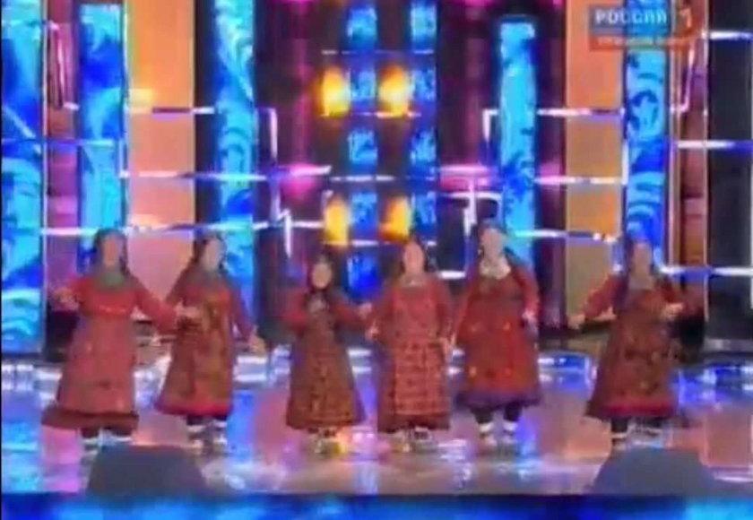 One wygrają Eurowizję! Śpiewające babuszki. Wideo