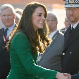 Nowe zdjęcia księżnej Kate. Fotoreporterzy znów dopatrzyli się ciążowych krągłości