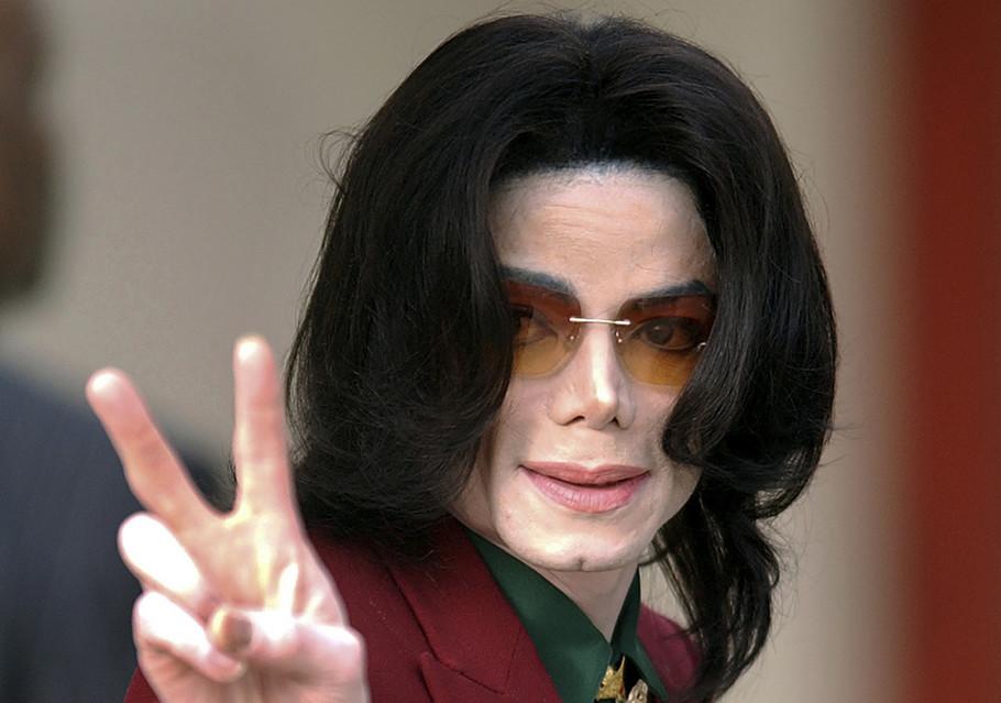 Michael Jackson foto tanjug ap michael a mariant