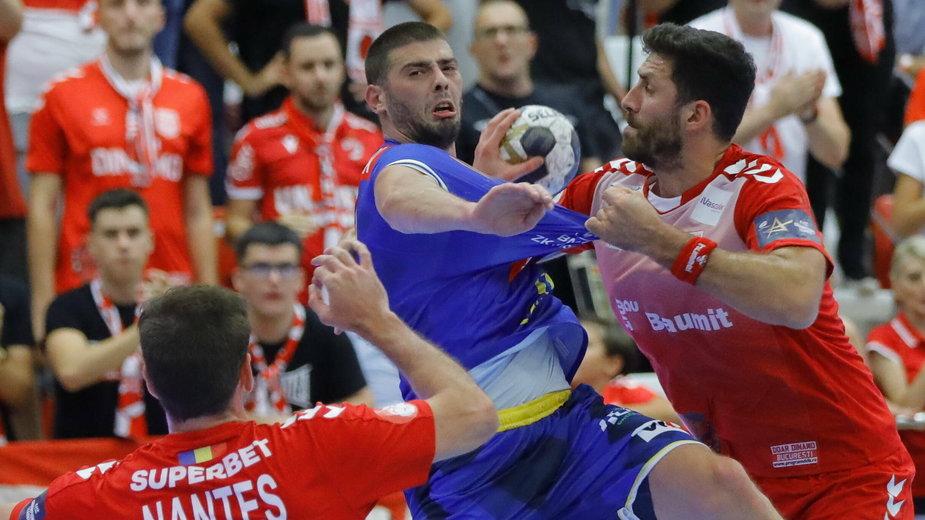 CS Dinamo Bucharest vs Łomża Vive Kielce