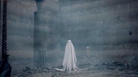 """""""Ghost Story"""": niebieski sweter"""