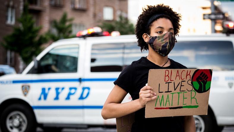 Nowojorska policja w ogniu krytyki
