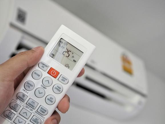 Vlasnici često ograničavaju i korišćenje klima uređaja