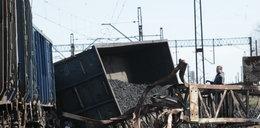 Pociąg z węglem wypadł z torów. Wszystko przez złodziei?