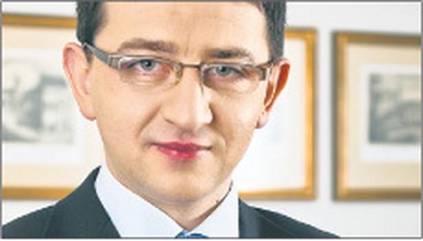 Grzegorz Gajda, radca prawny w kancelarii BSJP Brockhuis Jurczak Prusak