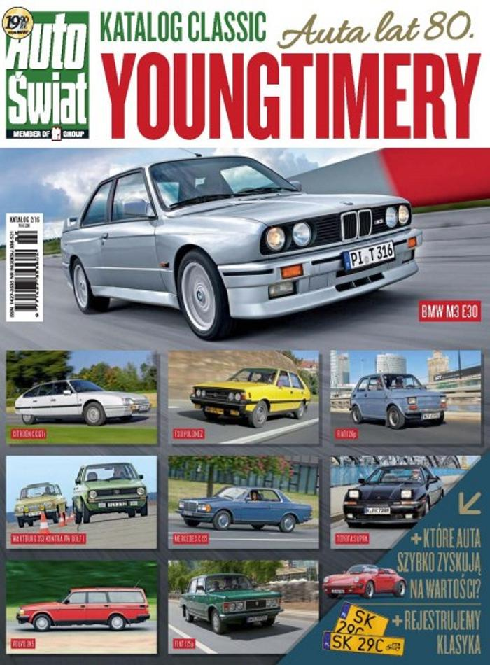 Auto Świat Classic - Katalog Youngtimery