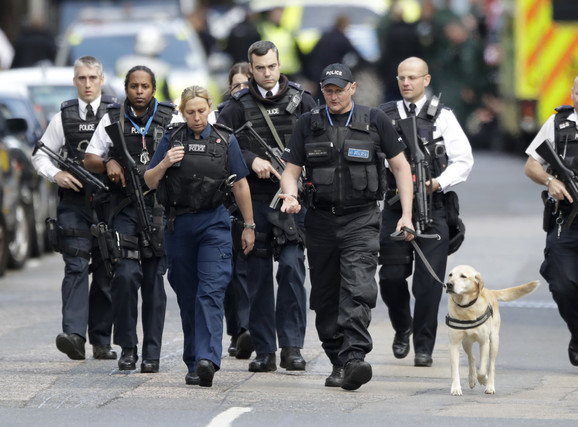 Napad u Londonu