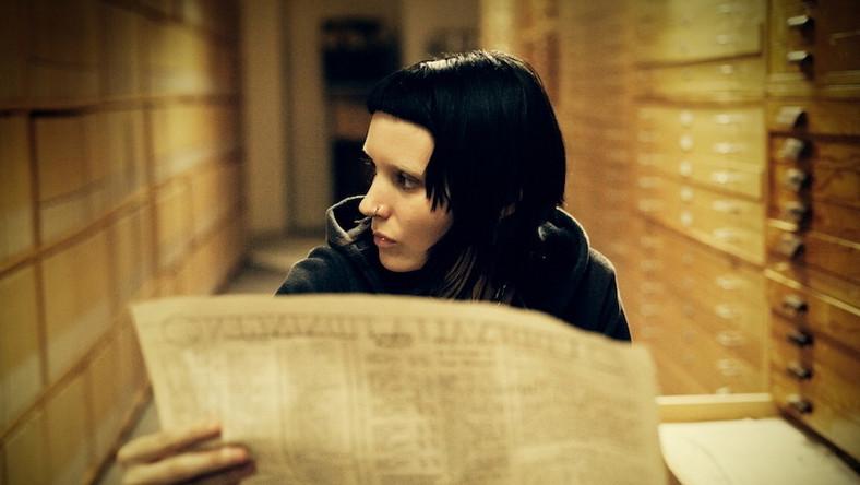 """Rooney Mara jako """"Dziewczyna z tatuażem"""""""