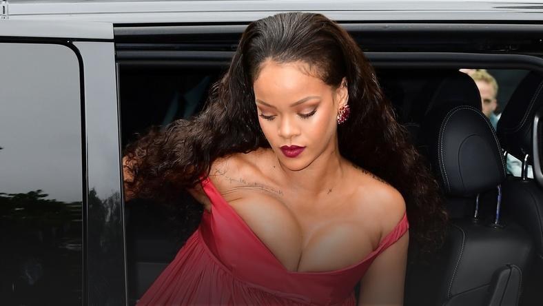 Rihanna obecnie