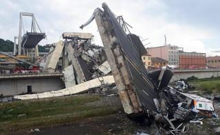 Znaleziono ciało ostatniego zaginionego w Genui. Bilans po katastrofie wiaduktu to 42 ofiary