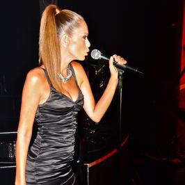 Katarzyna Sowińska na tournee w USA