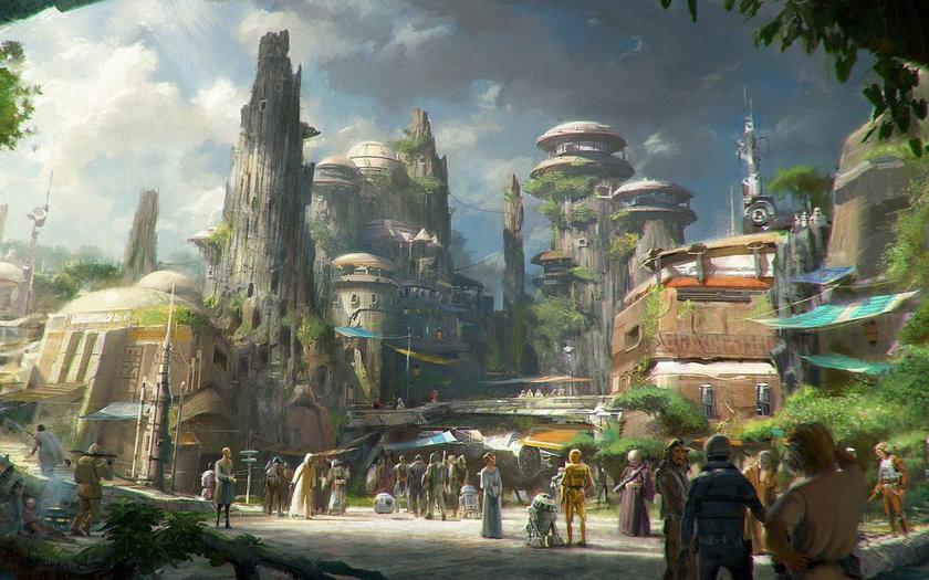 Park Gwiezdnych Wojen