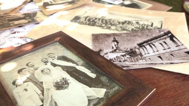 Porodične slike porodice Albano