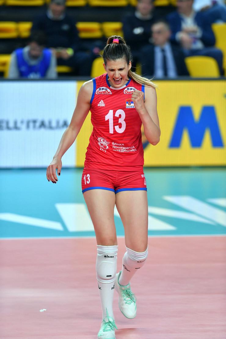 Ženska odbojkaška reprezentacija Srbije, Ana Bjelica