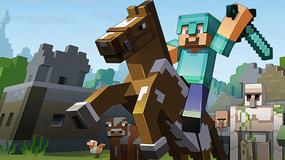 Minecraft trafi na Gear VR