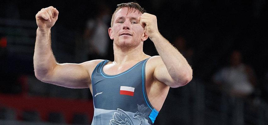 Brat poszedł w ślady siostry. Brązowy medal Tadeusza Michalika w zapasach!