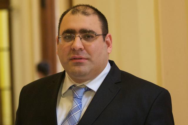 Predsednik skupštinskog odbora za pravosuđe Vladimir Đukanović