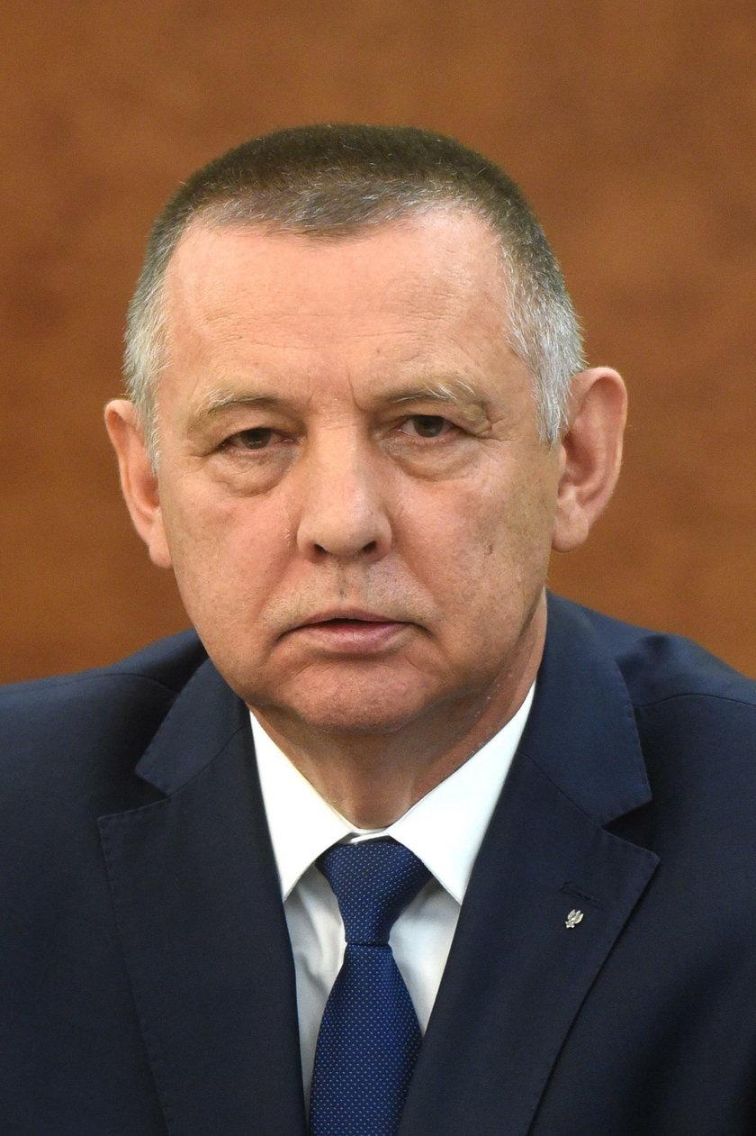 Szef NIK Marian Banaś
