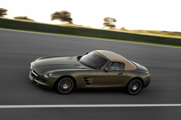 Mercedes-Benz SLS AMG Roadster,