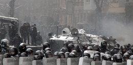 Ukraińska milicja będzie rzucać granatami